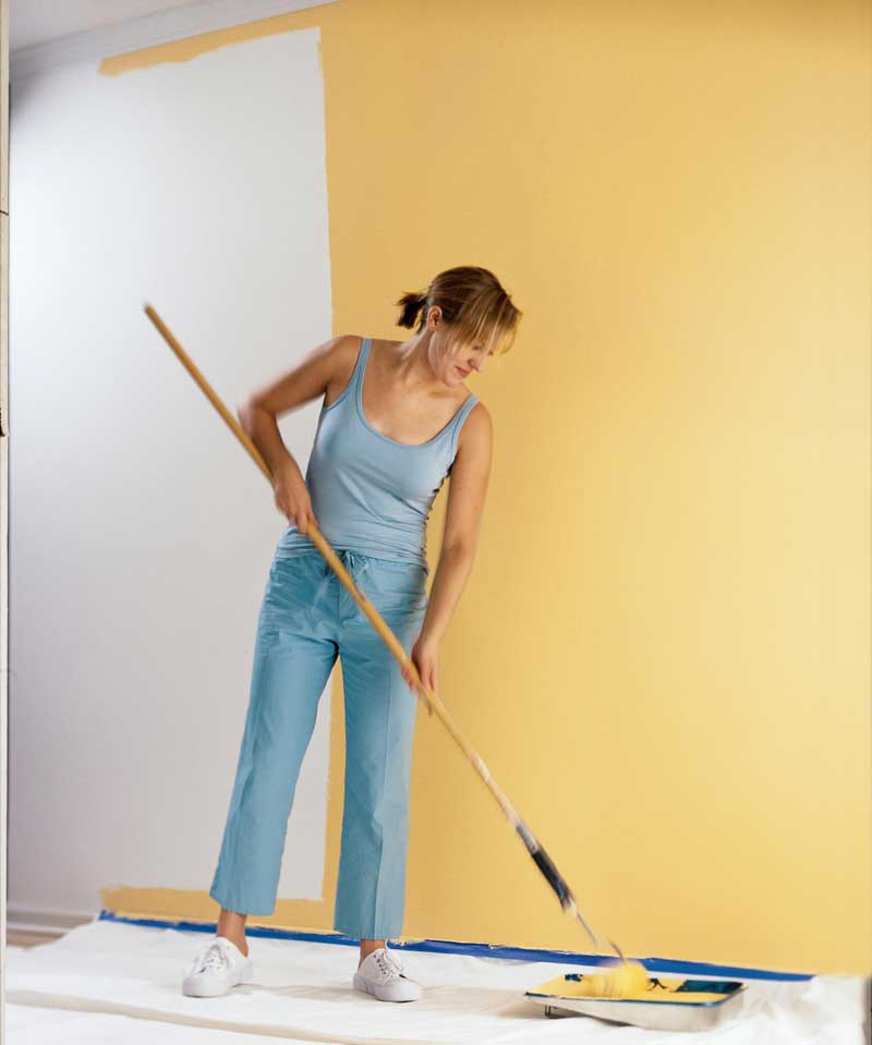 10 Tips For The Perfect Interior Paint Job Homeowner Offers