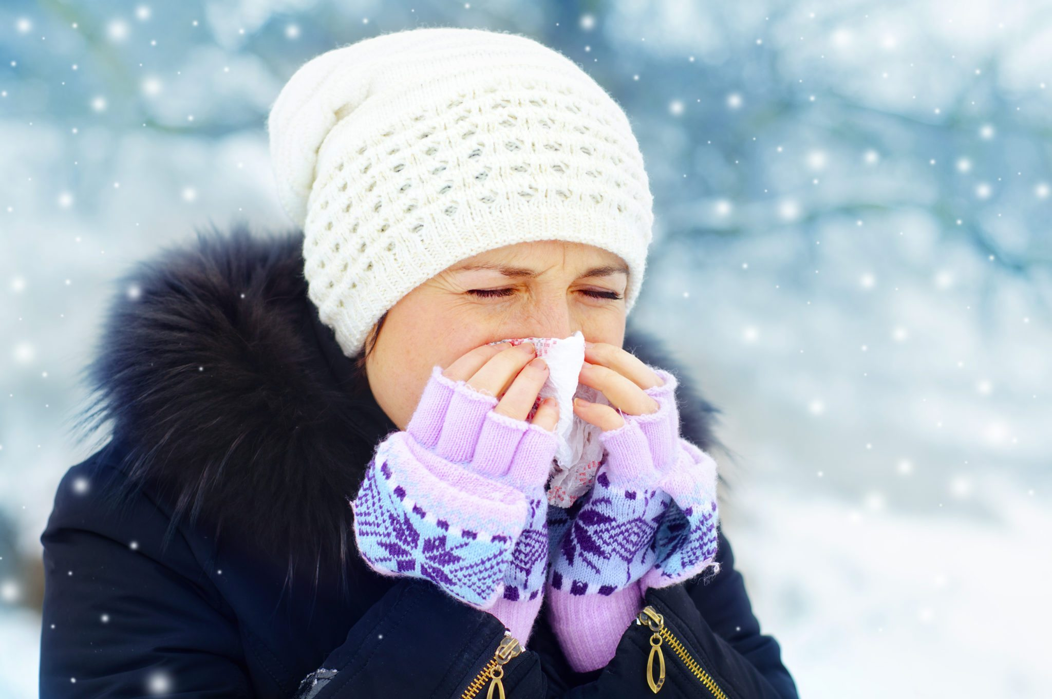 Six winter allergy symptoms that can be fixed with cleaning