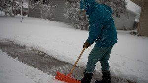 Snow Shoveling Tips